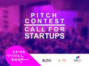 PITCH CONTEST Kraków Startup Challenge