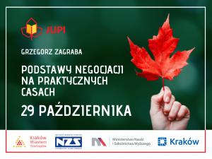 29 października Podstawy negocjacji na praktycznych casach