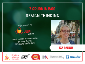 7 grudnia – Design Thiniking